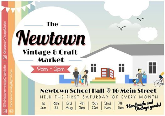 The Newtown Vintage and Craft Market August