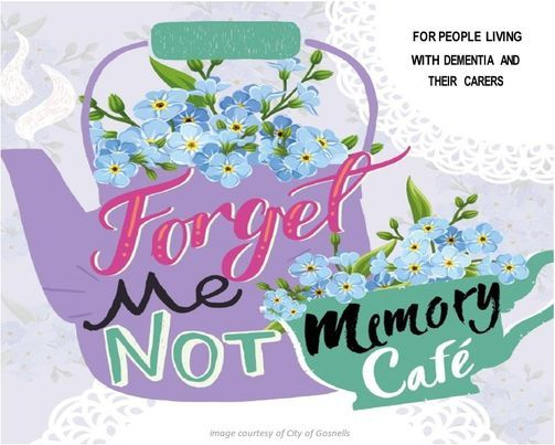 Forget Me Not Memory Cafe, 5 February | Event in Fremantle | AllEvents.in