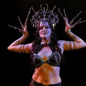 Tribal Fusion Belly Dance - The Basics