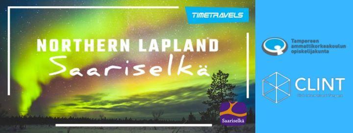 CLINT Saariselk trip (Lapland)