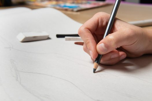 Art Class: Drawing 102, 30 January | Event in Columbia | AllEvents.in