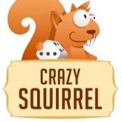 Crazy Squirrel Games & Toys