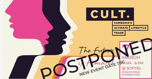 CULT • The Future is Female, 25 April | Event in Phnom Penh | AllEvents.in