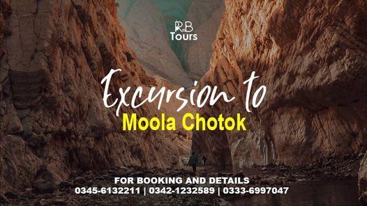 Excursion To Moola Chotok   The Hidden Gem Of Balochistan   Event in Karachi   AllEvents.in