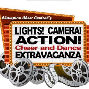 Lights Camera Action Cheer and Dance Extravaganza