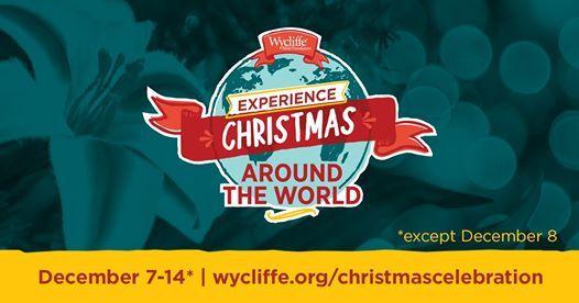Wycliffe Christmas Around the World