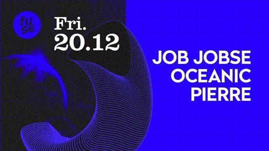 Fuse presents Job Jobse