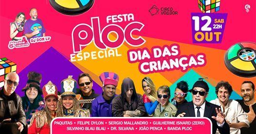 Festa PLOC Especial Dias Das Crianas - LOTE 1 Esgotado