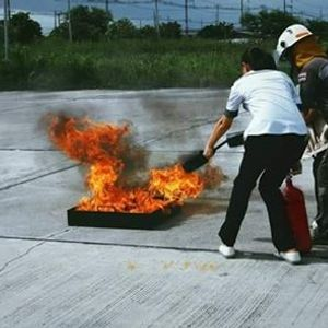 Fire Fighting (1 Day)