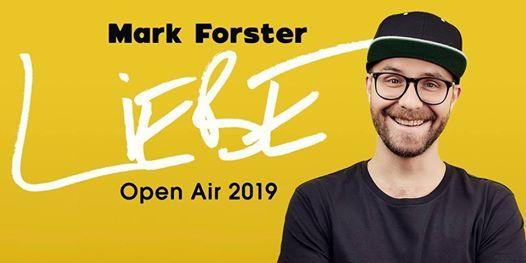 Mark Forster LIEBE HUK-Coburg OpenAirSommer 2019