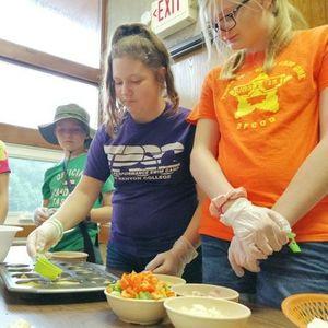Wesley Culinary Camp