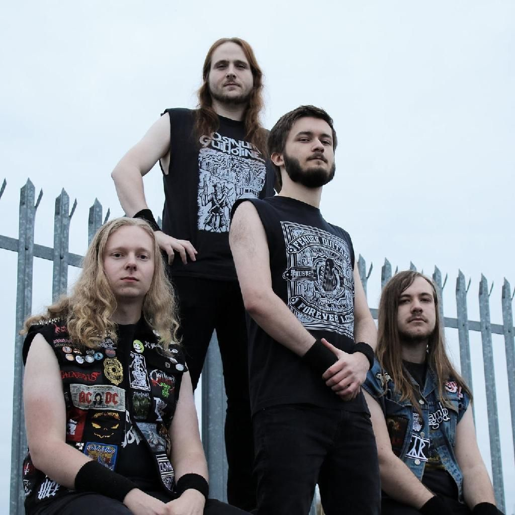 Deadsoul Presents Kaine + Arms To Oblivion + More - Ipswich , 22 May | Event in Ipswich | AllEvents.in