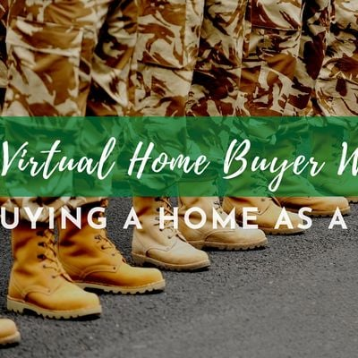 Step to Buying a Home as  Veteran[Fort Belvoir]