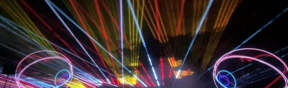 The Drive-in Laser Show by Cabin Fever -Little Rock   Event in Little Rock   AllEvents.in