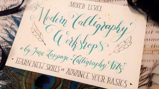Online Evening Calligraphy Classes, 29 October | Event in Leicester | AllEvents.in