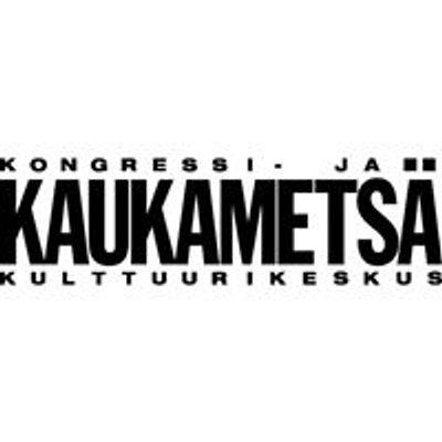 Kaukametsän kongressi- ja kulttuurikeskus