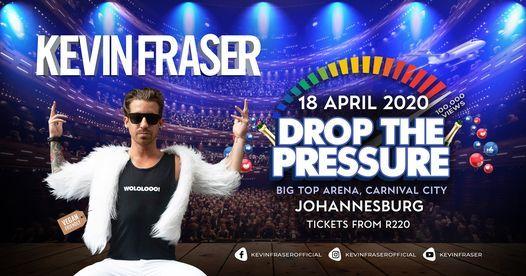Kevin Fraser Live • Joburg 2020, 8 May   Event in Boksburg   AllEvents.in