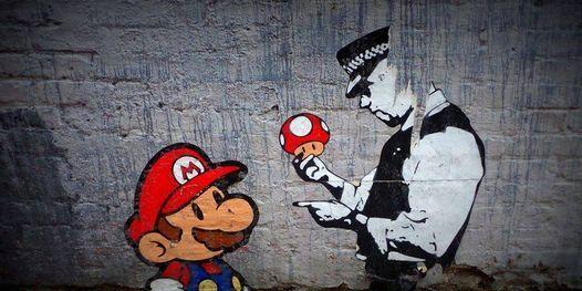 Visite insolite  street art  Belleville