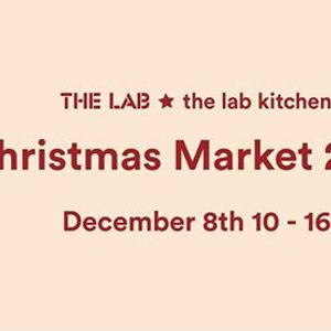 The lab x the lab kitchen Julemarked 2019