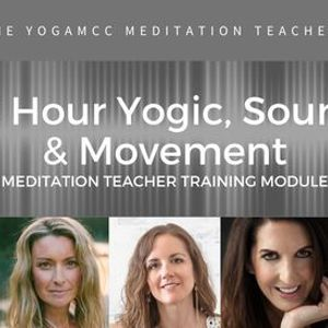 50 HR Yogic Sound & Movement Meditation Teacher Training
