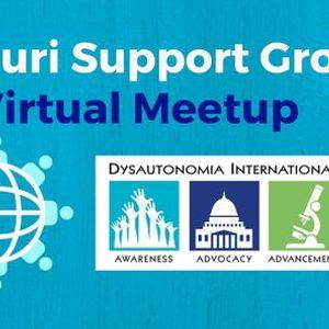 Missouri Support Group Virtual Meetup