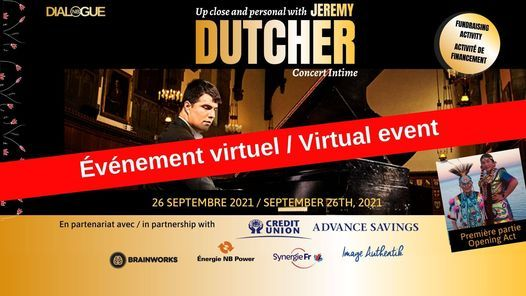 Up Close and personal with Jeremy Dutcher - Concert Intime de Jeremy Dutcher, 26 September | Event in Moncton