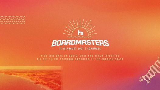 Boardmasters 2021 (Official Event Page), 11 August | Event in Barking | AllEvents.in