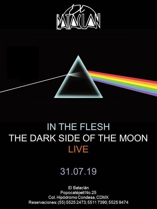 In The Flesh The Dark Side Of The Moon Live