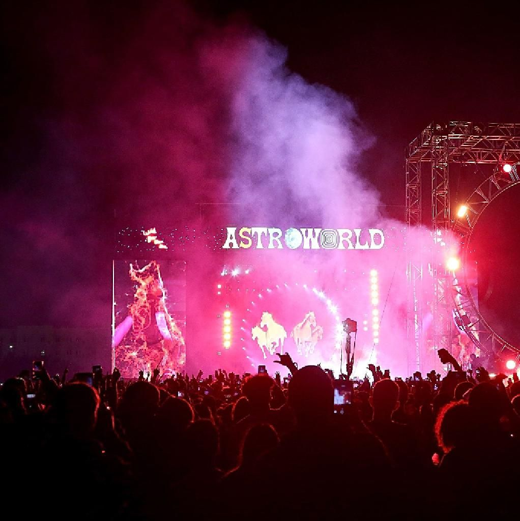ASTROWORLD - London's Biggest Day Party (5PM - 11PM), 6 August | Event in Barking | AllEvents.in