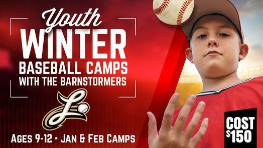 Youth Winter Baseball Camps - January Camp | Event in Lancaster | AllEvents.in