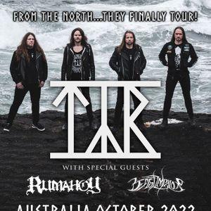 Tyr & Arkona - Sydney (Oct 2021)