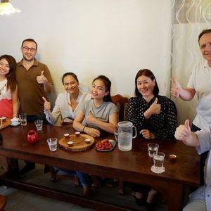 Tea party - 5 types of fermented teas