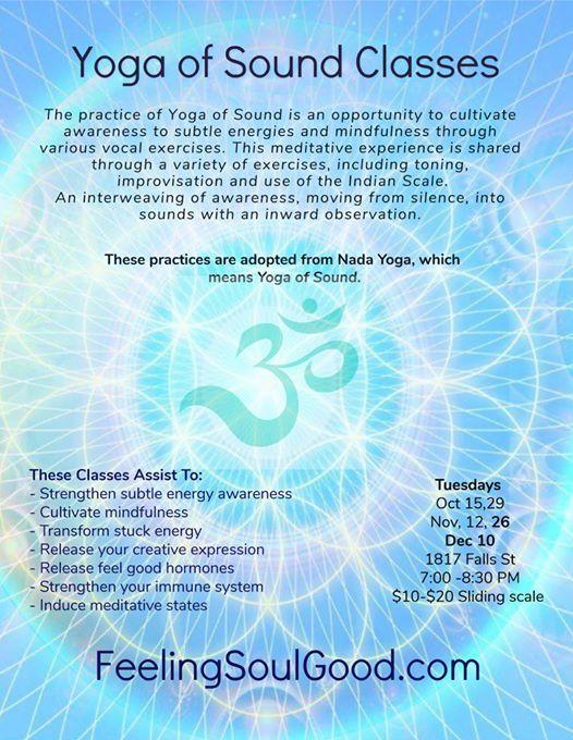 Yoga of Sound Classes