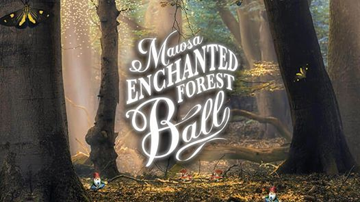 MAWSA 2019 Enchanted Forest Ball
