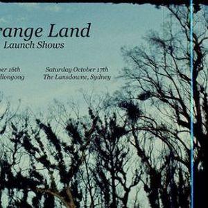 Shining Bird Strange Land single launch - Sydney