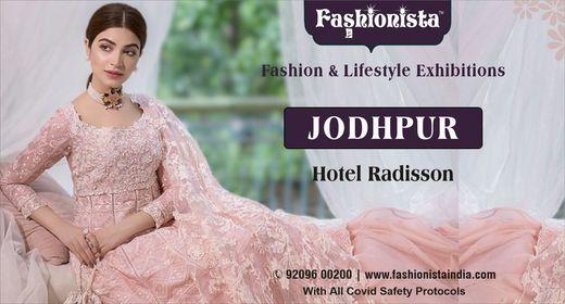 Fashionista Fashion & Lifestyle Exhibition- Jodhpur, 3 August | Event in Jodhpur | AllEvents.in