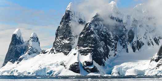 A Virtual Tour of ANTARCTICA, 25 September   Online Event   AllEvents.in