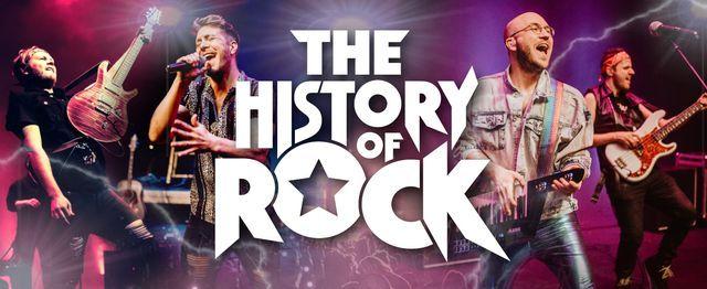 The History of Rock, The Queen's Theatre, Barnstaple, 20 November   Event in Barnstaple   AllEvents.in
