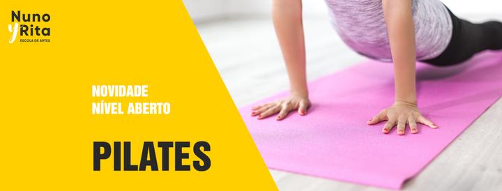 Pilates | Nova Modalidade | Event in Braga | AllEvents.in