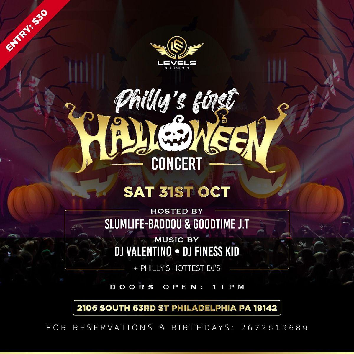 Philadelphia Halloween Events October 31 2020 Phillys first Halloween Concert, 2106 S 63rd St, Philadelphia, 31