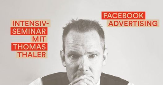 Seminar Facebook Advertising mit Thomas Thaler