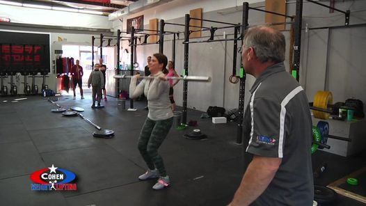 Iowa City CrossFit Cohen Olympic Weightlifting Seminar, 25 July   Event in Iowa City   AllEvents.in
