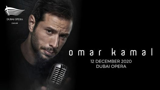 Omar Kamal, 12 December | Event in Dubai | AllEvents.in