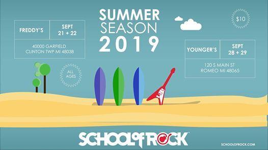 Summer 2019 Season Showcase