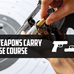 Weapons Carry License Course - Lavonia GA - Only 19.99