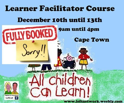 Learner Facilitator Course