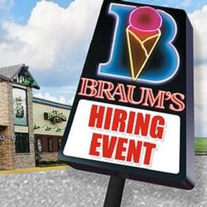 In-Store Hiring Event