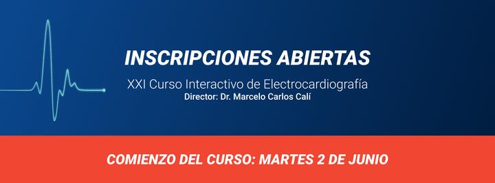 XXII Curso Interactivo de Electrocardiografía   Event in Buenos Aires   AllEvents.in