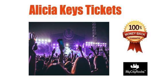 Alicia Keys Tickets Baltimore MD MECU Pavilion 84