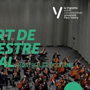 Concert de lOONM - Thtre la Vignette UPVM3  S1920